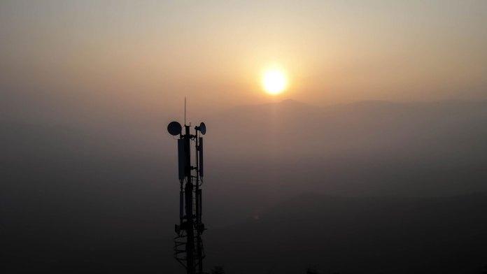 BTS tower selular
