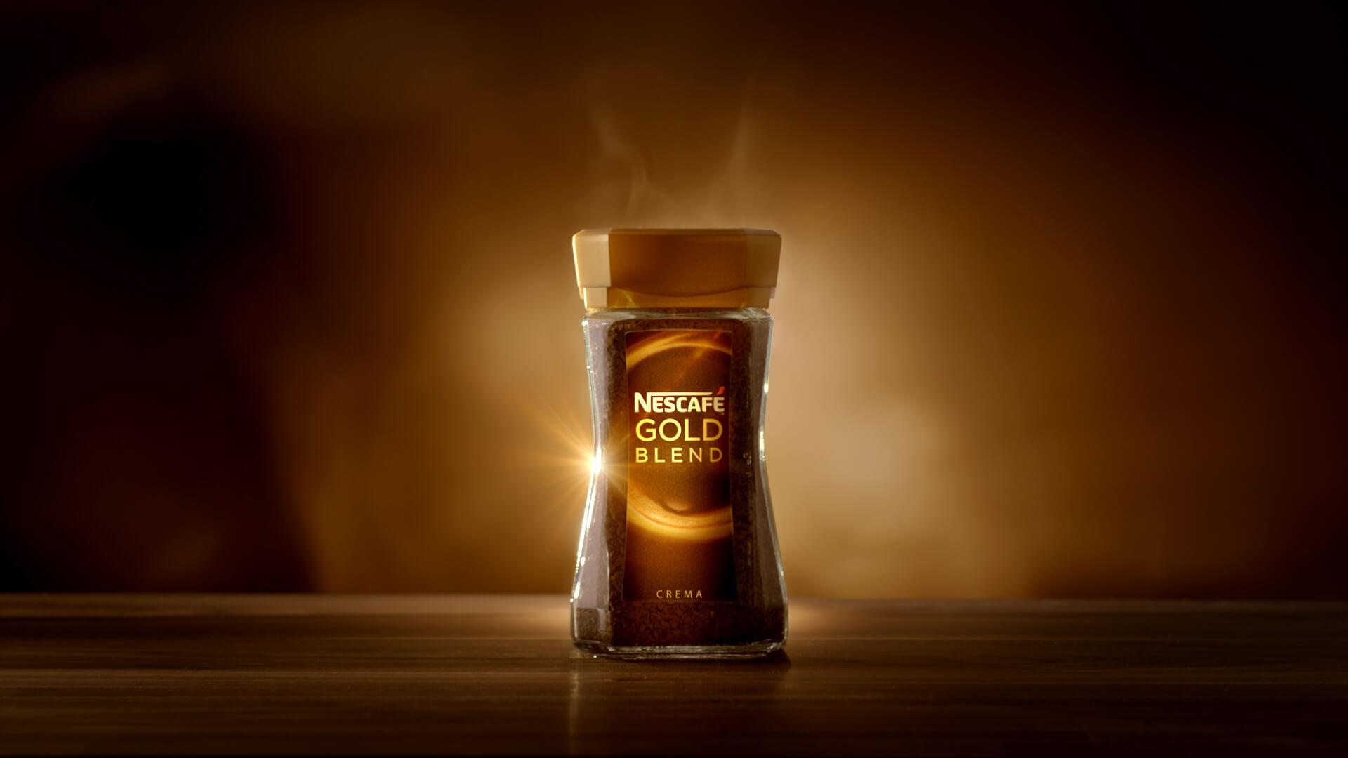 JP FRENAY  DIRECTOR  NESCAFE  Gold Blend  Crema