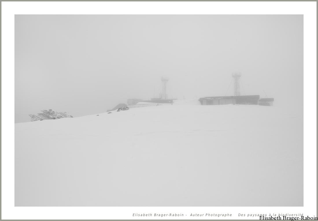 L'observatoire du Mont Aigoual