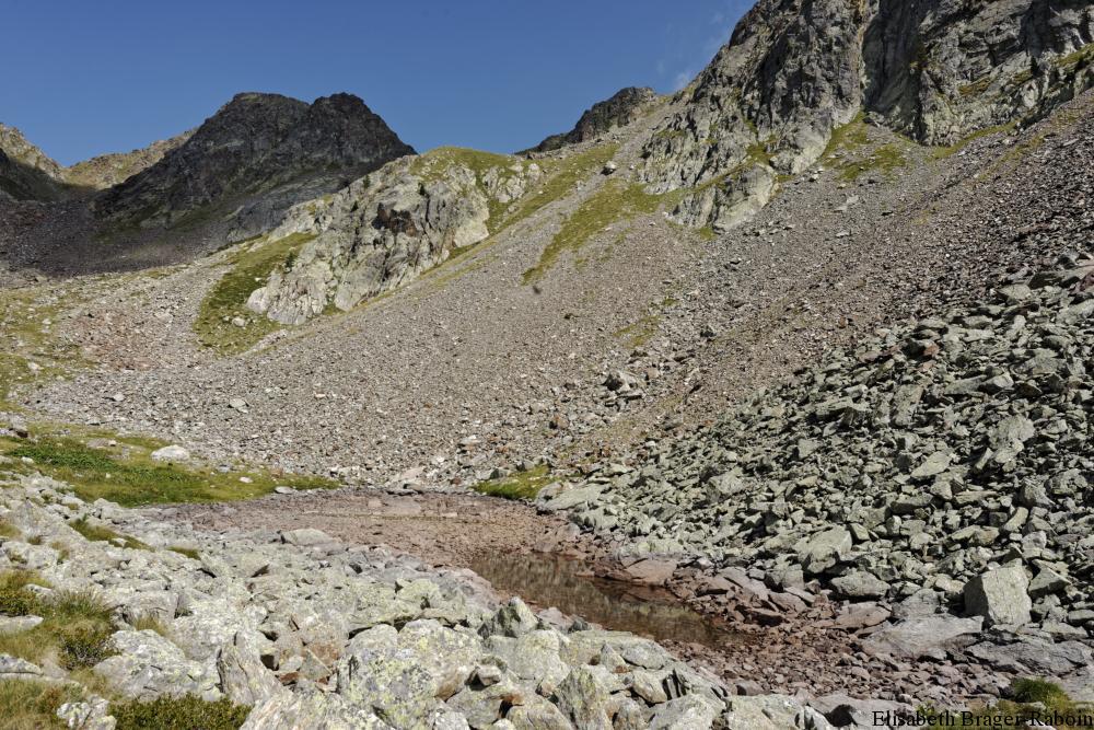 Lac de Cerise - Parc National du Mercantour
