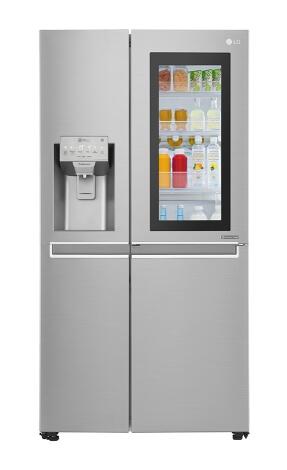 LG Kühlschrank Door in Door