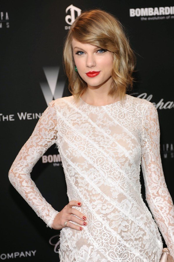 Taylor Swift And French Lace 22