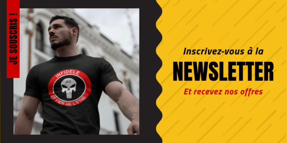 Inscription à la Newsletter 1
