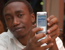 mobile phone exports to africa