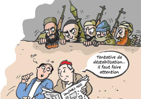 Algérie/Maroc: Nouvelles cibles à abattre.