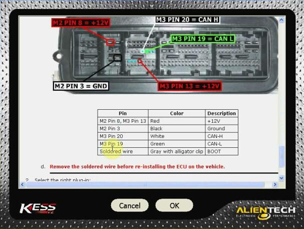 obd2 wiring diagram 2000 ford focus radio la mise à jour de accord kit kess v2 v2.10 par le cd aucune limitation symbolique a ...