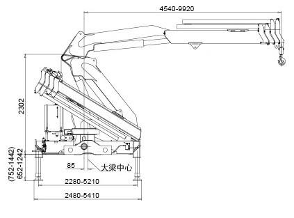 Truck Transport Diagram Tractor-Trailer Diagram Wiring