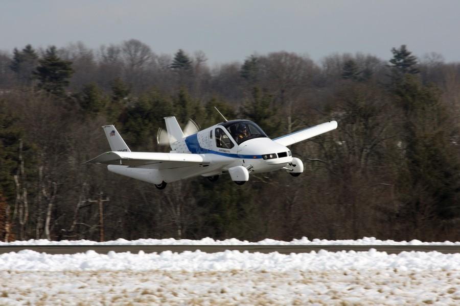 Geely : prochaine étape, la voiture volante