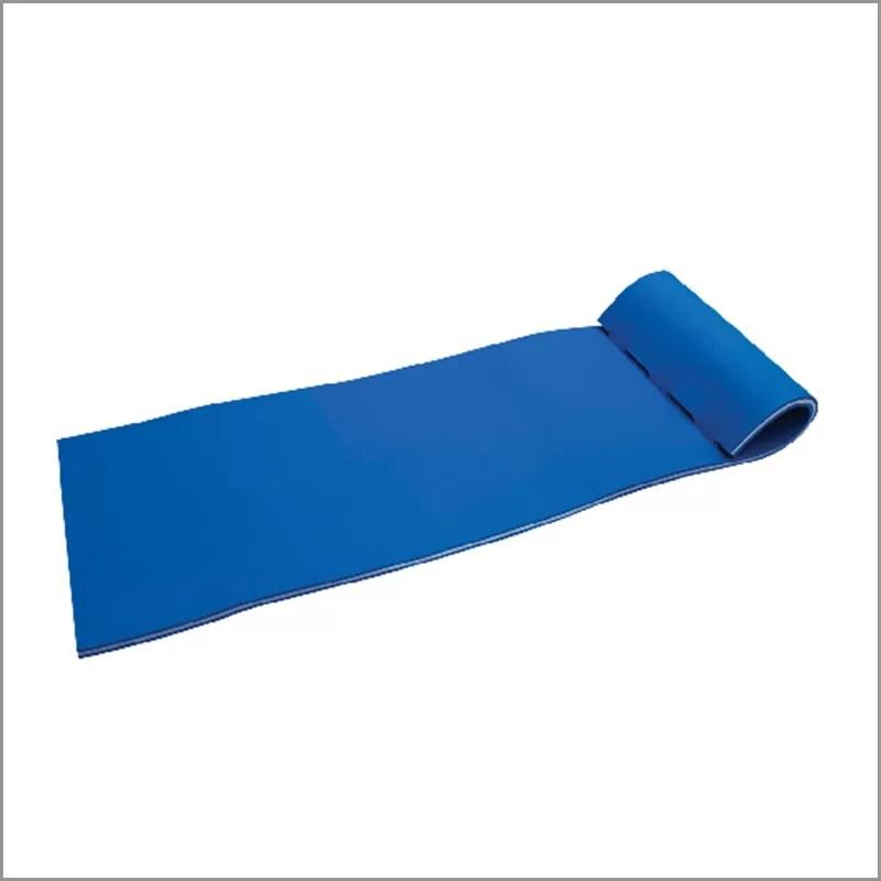 flotteurs resistants de piscine de mousse de 3 pouces tapis de flottement de piscine de mousse a la mode pour des adultes