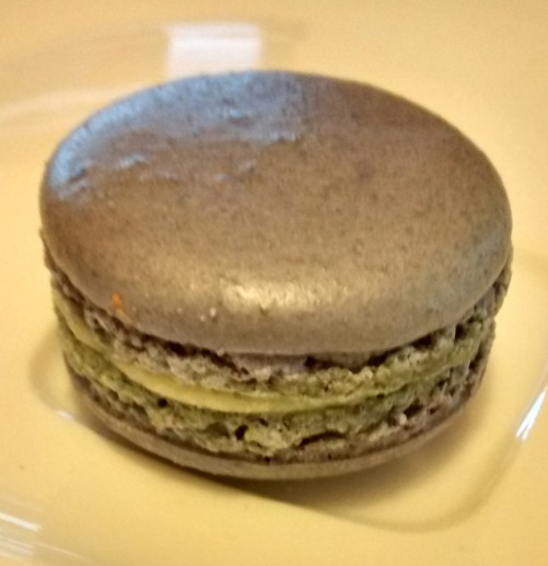 Lavender macaron 2