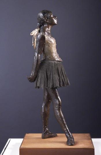 Petite Danseuse De 14 Ans : petite, danseuse, Edgar, Degas,, Petite, Danseuse, Quatorze, French