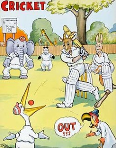 animal cricket