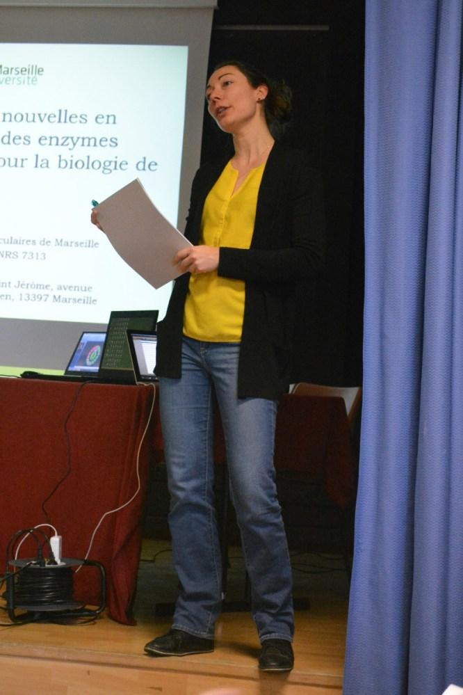 Hélène Bertrand - welcome speech