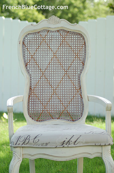 cane back arm chair_opt
