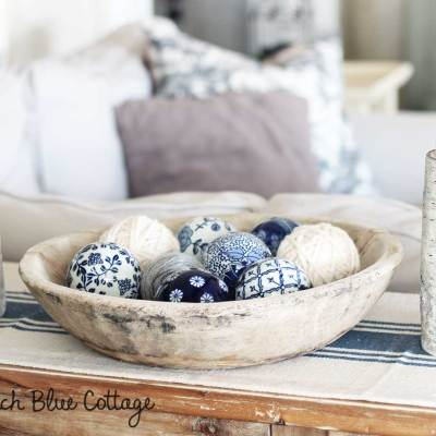 5 More Winter Decorating Ideas