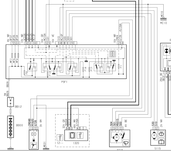 687474703a2f2f692e696d6775722e636f6d2f51494e653131622e706e67 citroen c5 2005 wiring diagram citroen wiring diagrams instruction citroen c5 fuse box layout at bayanpartner.co
