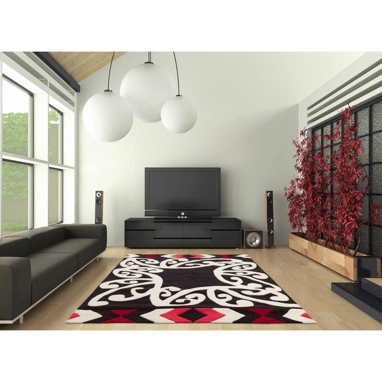 tapis de salon saint maclou fabulous tapis saint maclou. Black Bedroom Furniture Sets. Home Design Ideas