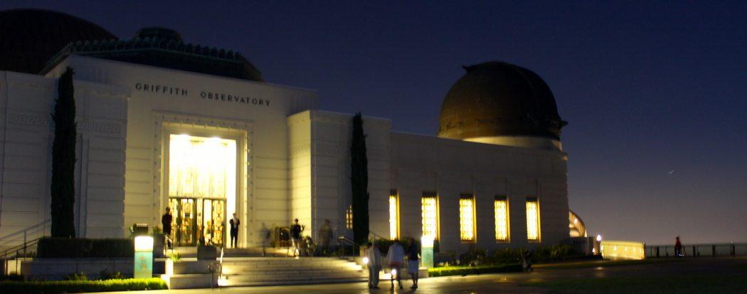 LObservatoire Griffith de Los Angeles en images  French District