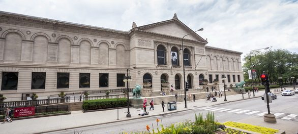 Visiter The Art Institute Of Chicago Muse Dart