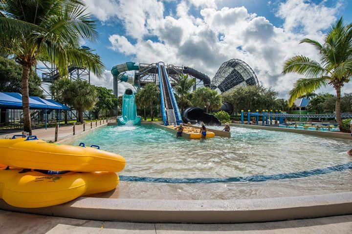 Parc aquatique Rapids Water Park  West Palm Beach
