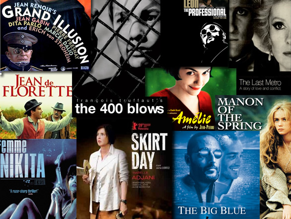 The 100 best French movies ever Part 1 New York English
