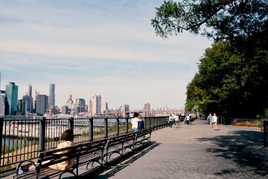 Balade dans le quartier Brooklyn Heights  en images  New York
