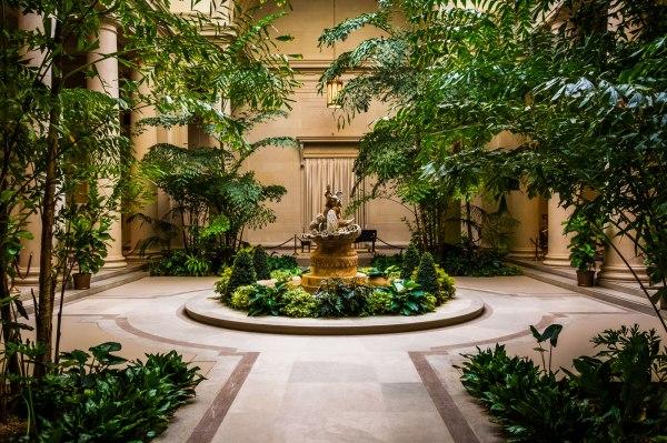 Visiter La National Of Art Sur Le Mall