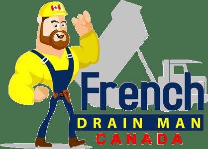 french drain man canada canada s