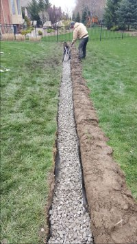 Why use a coarse washed rock for construction of a ...