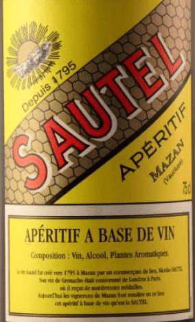Sautal label