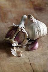 Garlic from Andrew on www.spittoon.biz