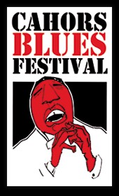 poster - cahors blues festival
