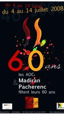 pacherenc and madiran cposter