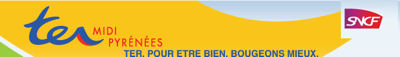 TER the French local train network logo