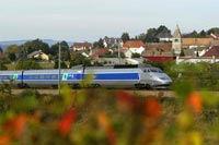 FrenchTGV train