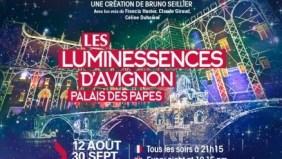 Avignon Lumonessences poster