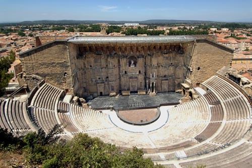 Orange's Roman Theatre