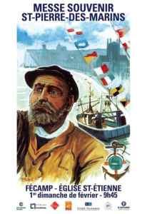 St Pierre des Marins poster
