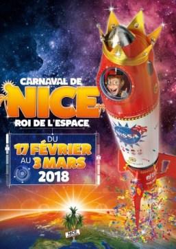 Nice Carnaval poster 2018