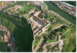 Citadelle at Besancon