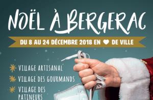 Bergerac Noel Poster