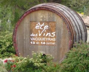 Vacqueyras Fete des Vins