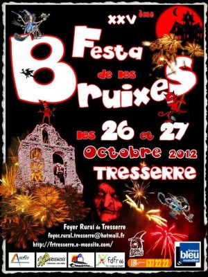 bruixes witches festival poster