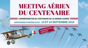 amiens airshow poster