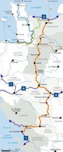 Velo Francette route