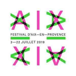 Aix-en-Provence Fstival Poster