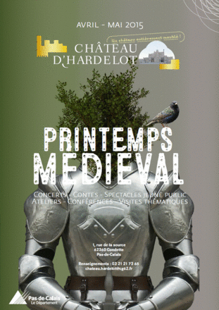 Printemps d'Hardelot poster