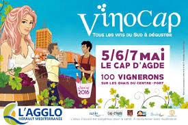 Vinocap 2016 poster