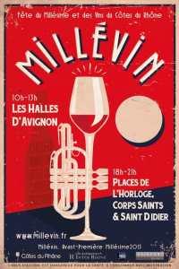 Millevin poster