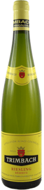 alsace wine bottle